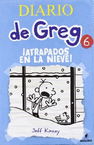 Diario de Greg: ¡Atrapados en la nieve!