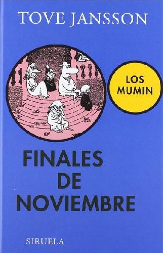 Los Mumin: Finales de noviembre