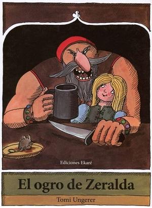 El ogro de Zeralda y Doña Eremita, reina de la carretera