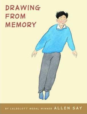 Drawing from memory, de Allen Say