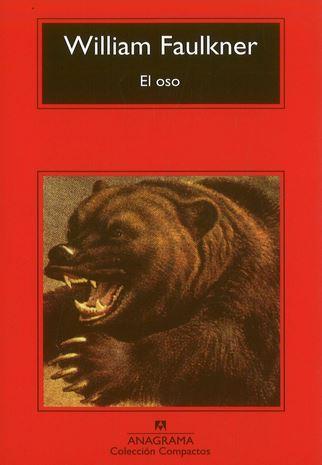 El oso, de Faulkner