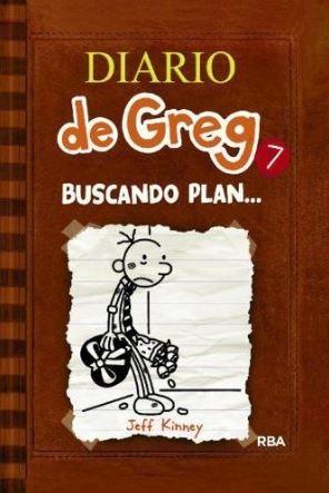Diario de Greg: Buscando plan…
