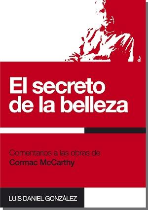 Un librito sobre Cormac McCarthy