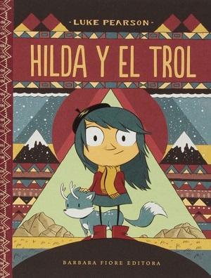 Hilda y el trol y Hilda y el gigante de medianoche