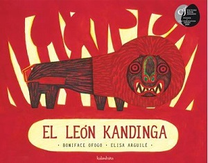 El león Kandinga