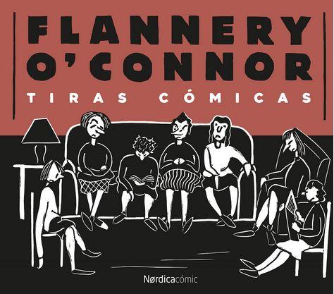 Tiras cómicas, de Flannery O'Connor