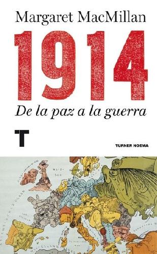 1914, de la paz a la guerra