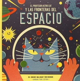 El profesor Astro Cat y las fronteras del espacio