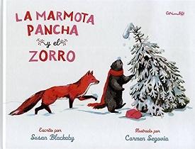 La marmota Pancha y el zorro