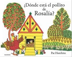 Dónde está el pollito de Rosalía