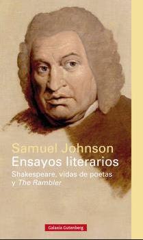 Ensayos literarios, de Samuel Johnson