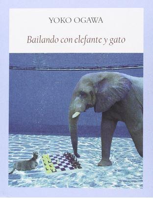 Bailando con elefante y gato