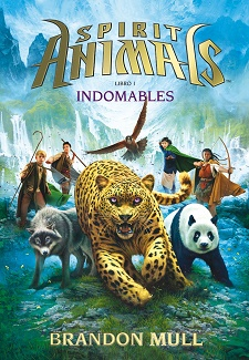 Spirit Animals (1): Indomables