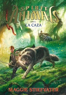 Spirit Animals (2): La caza