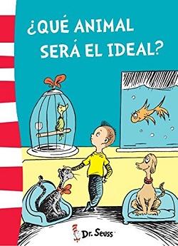 ¿Qué animal será el ideal?