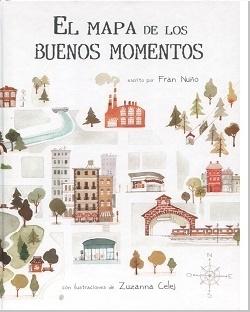 El mapa de los buenos momentos