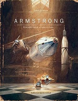 Armstrong: el increíble viaje de un ratón a la luna
