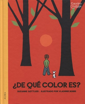 ¿De qué color es?