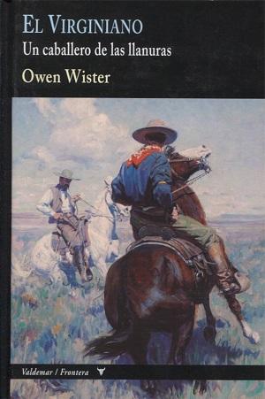 Primera edición en castellano de El virginiano