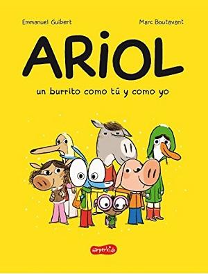 Ariol: Un burrito como tú y como yo y Ariol: El Caballero Caballo