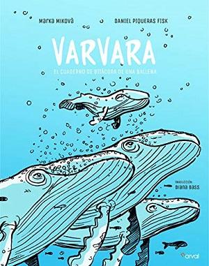 Una ballena viajera