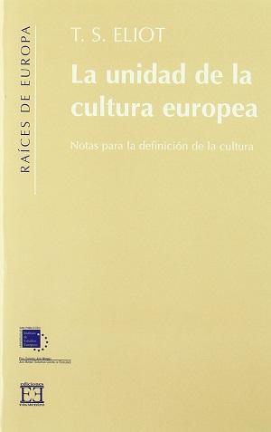 La unidad de la cultura europea