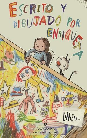 Cuatro cuentos y Escrito y dibujado por Enriqueta